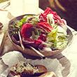 Lyndey Milan's fennel and radicchio salad with lemon vinaigrette recipe thumb