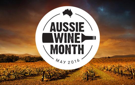 Celebrating Aussie Wine Month!