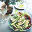 Avocado spring salad thumb