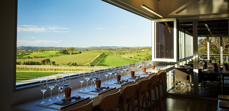 The Laney Vineyard Restaurant Hahndorf