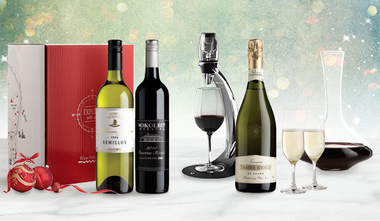 Christmas Wine Gifts List