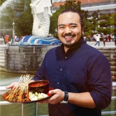 Adam Liaw Singapore Cuisine