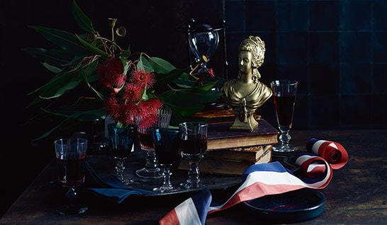 Manu's Bastille Day feast