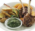 Lamb with Mint