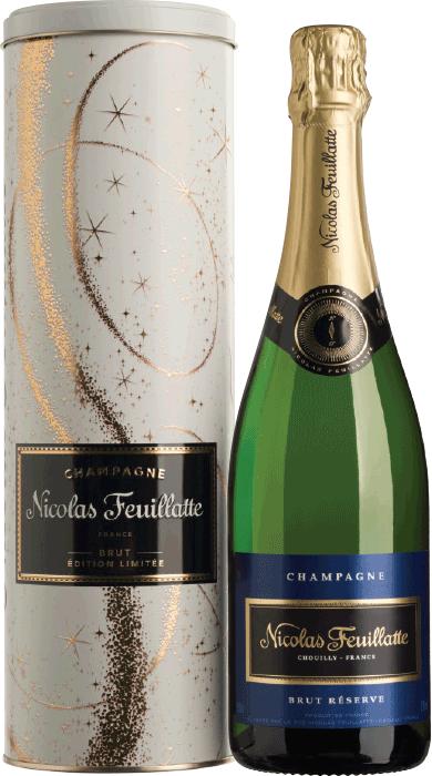 Nicolas Feuillatte Brut Reserve Champagne Nv Wine Selectors