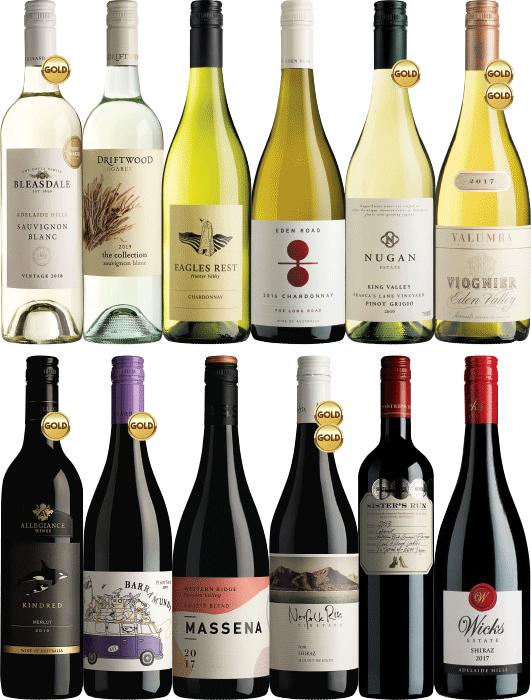 Wine Selector | Beanstalk Mums