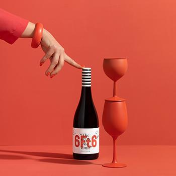 6Ft6 Pinot Noir Wine