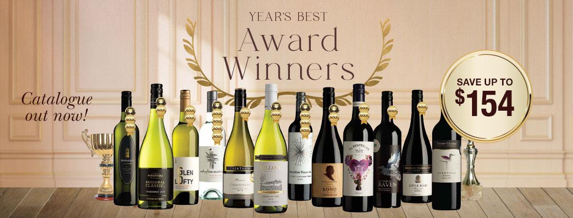 best award winning wines 2020