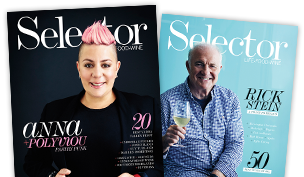 Wine Selectors Membership Magazine