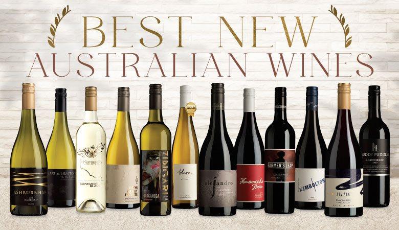 Best New Wines