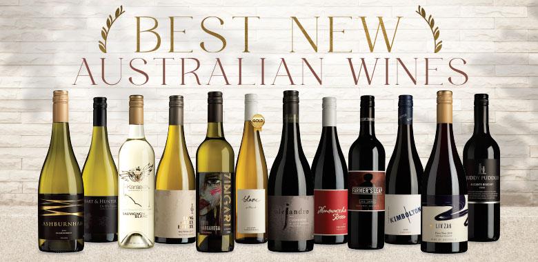 Best New Australian Wines