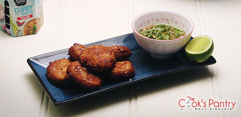 Cooks Pantry - Salmon fishcakes