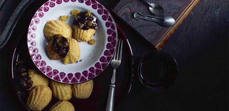 Madelineschoccherrysaucecandiedorange Recipe