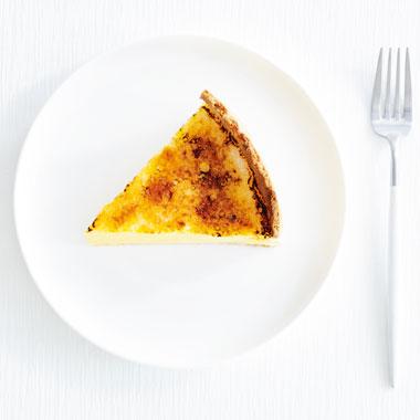 Marco Pierre White's lemon tart recipe