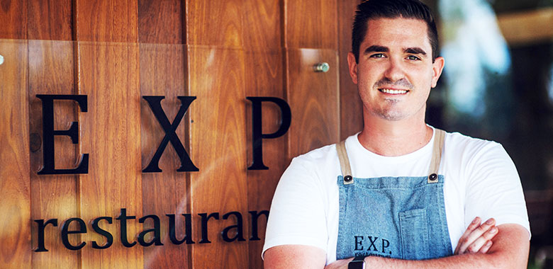 Frank Fawkner Exp Hunter Valley Chef Recipe