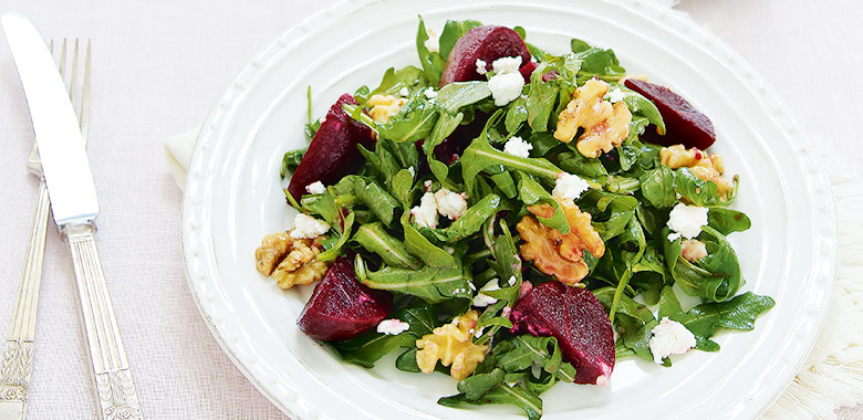 Maggie Beer S Beetroot And Vino Cotto Salad Recipe