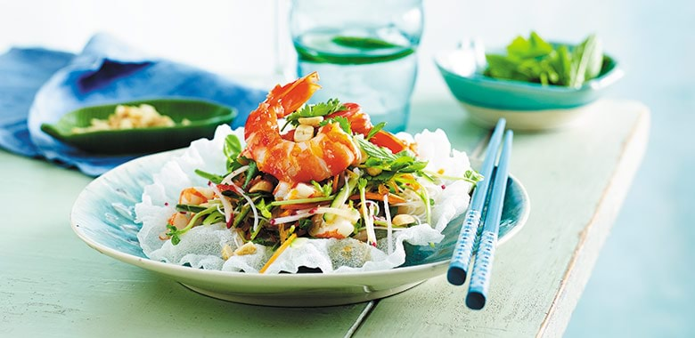 Vietnamese Summer Salad Recipe