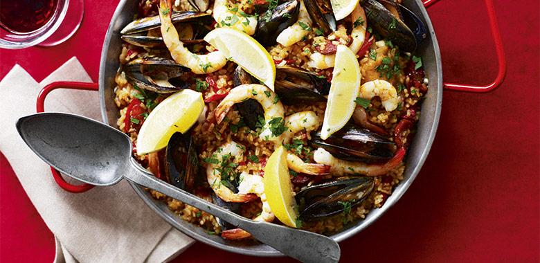 Portugese Paella Recipe