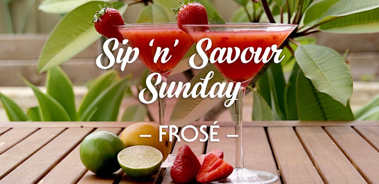 Sip Savour Froze Recipe