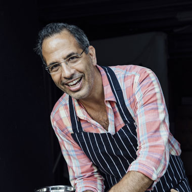 Yotam Ottolenghi interview and recipes