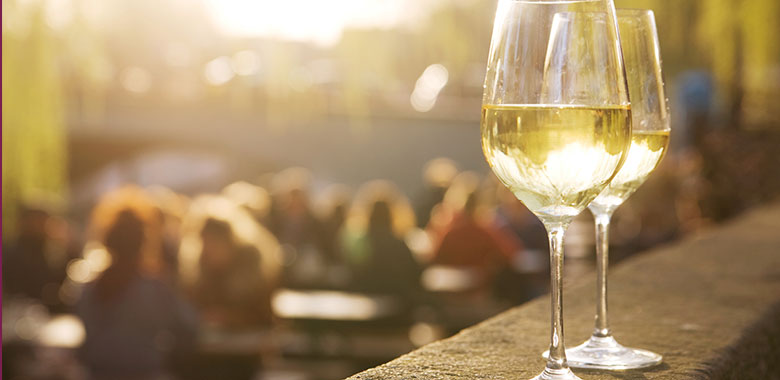 Top 5 white wines for Winter