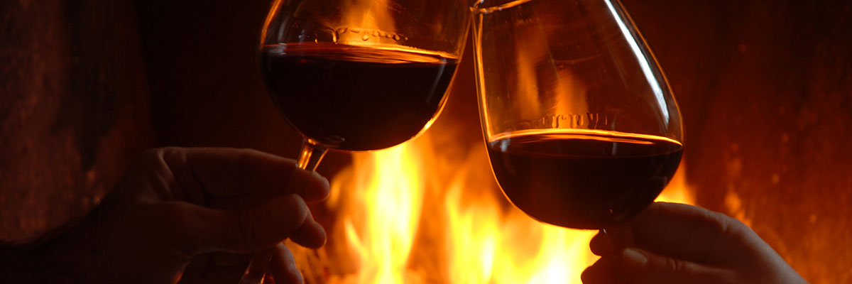 Wines to warm up with