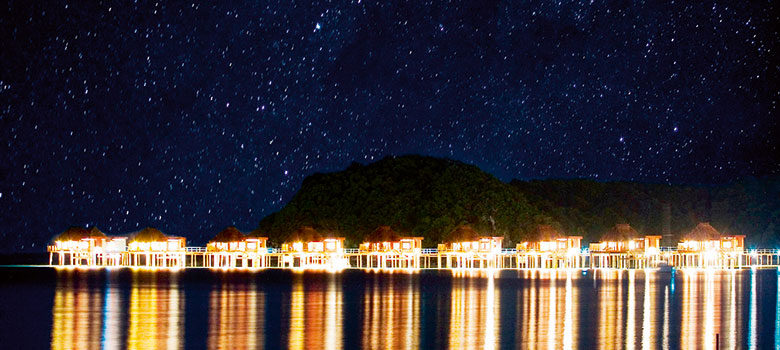 Likuliku Stars Over The Water Tropical Resort