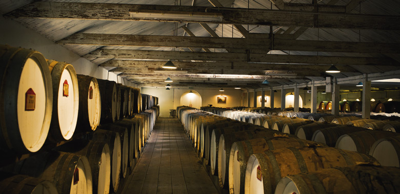 Wine Icon: Seppeltsfield