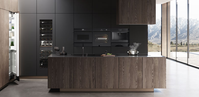 Kitchen innovation - Fisher & Paykel