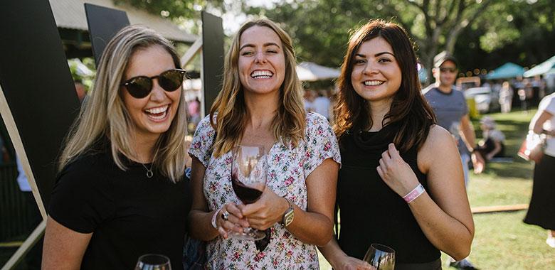 Noosa Festival Wine