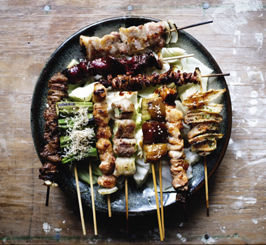 Yakitori at Chaco Bar Sydney