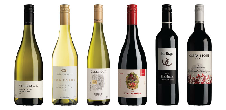 Top 6 winter wines