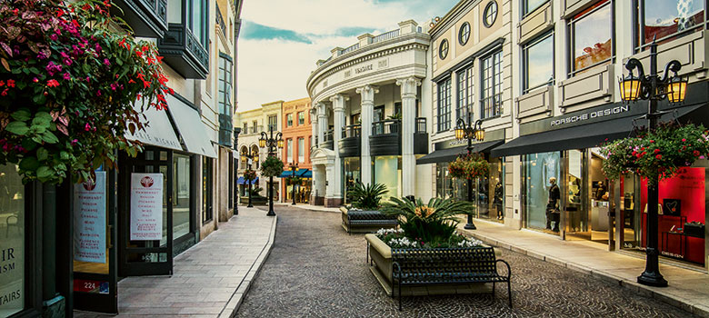 Two Rodeo Drive Los Angeles Travel Blog