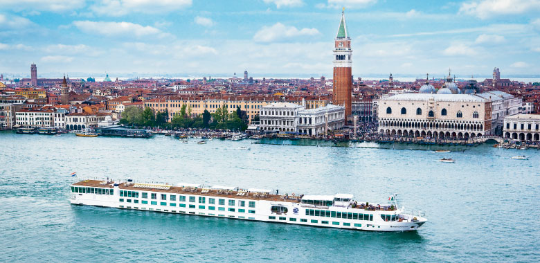 Uniworld Luxury Italian River Cruises