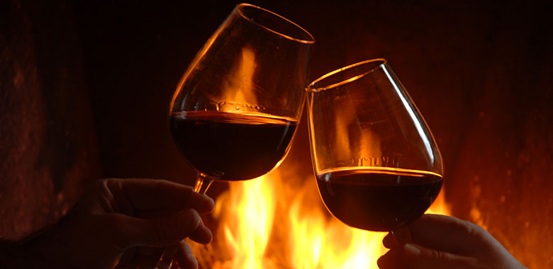 Which wine should you be drinking in winter