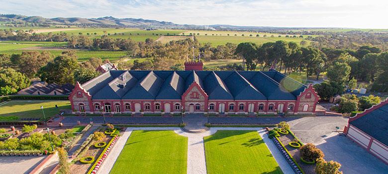 Chateau Tanunda Winery Barossa Valley