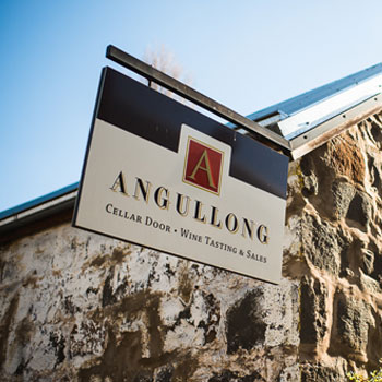 Angullong winery in orange