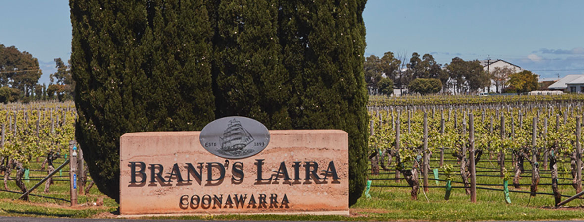 Brands Laira winery in Coonawarra South Australia