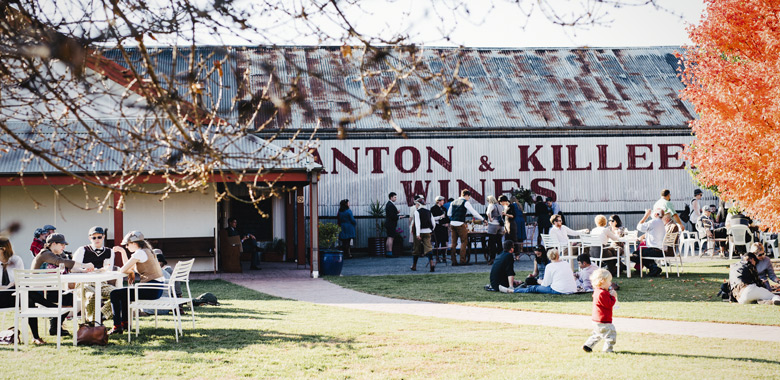 Stanton and Killeen Cellar Door