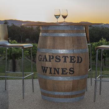 Gapsted Cellar Door wine tasting