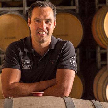 Greg Clack Chain of Ponds Winemaker