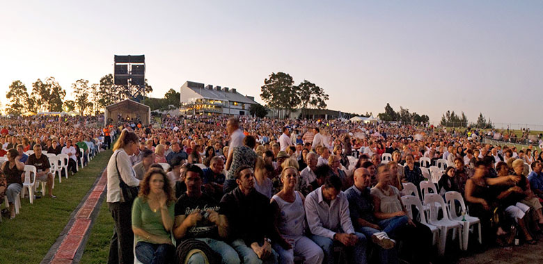 Hope Estate Hunter Valley Winery And Concerts