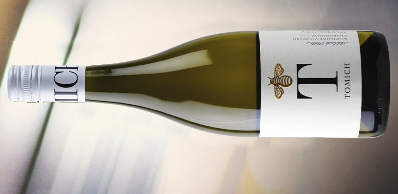 Wine of the Season - Tomich Woodside Vineyard Chardonnay 2015