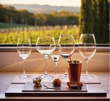 Adelaide Hills Wine Tasting