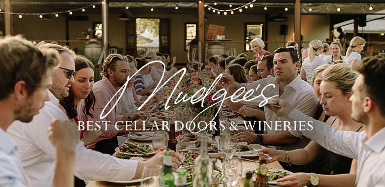 Best wineries in Mudgee