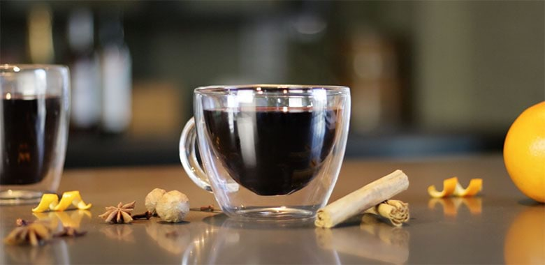 Traditional Mulled Wine Glühwein Recipe