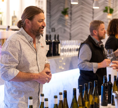 Nathan Norman - Claymore Winemaker
