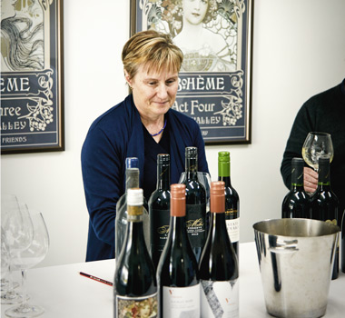 La bohemme wines with leanne de bortoli