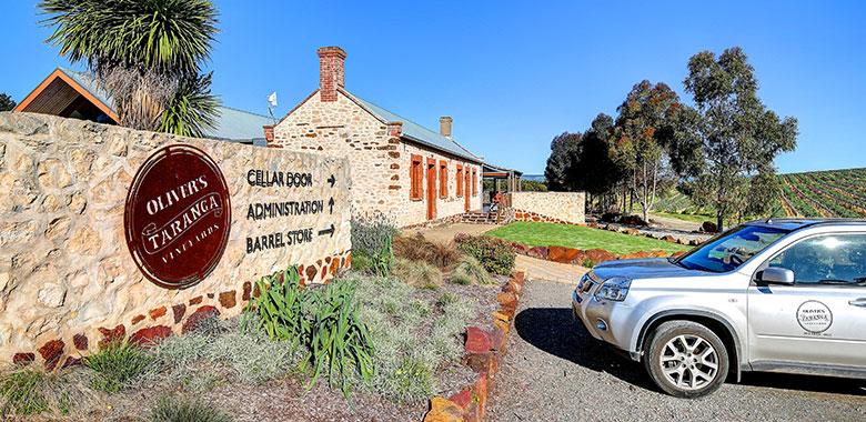 Oliver's Taranga McLaren Vale Winery