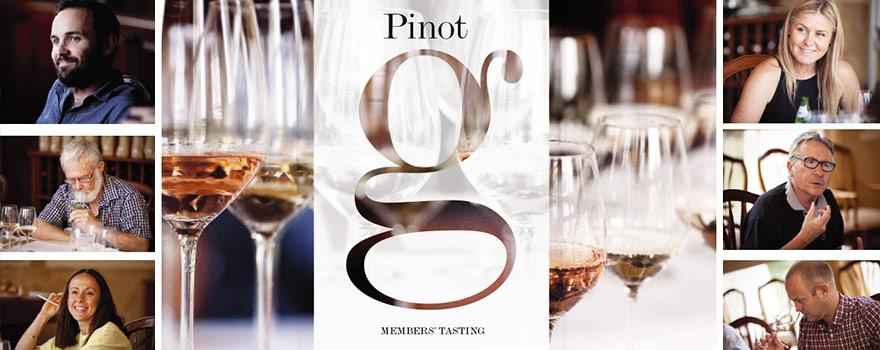 Pinot G Members Tasting